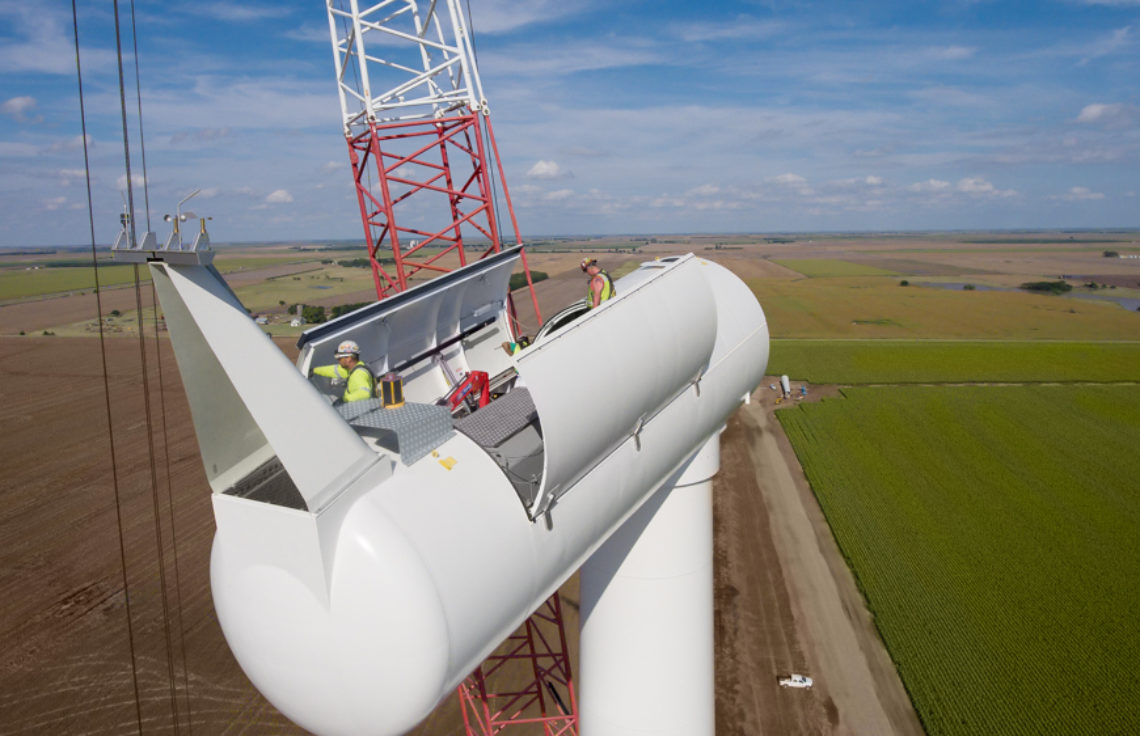 Western Plains wind project